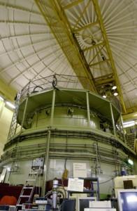 Норвежского ядерный реактор в Кьеллер Halden Фото: Томас Bjørnflaten, Scanpix