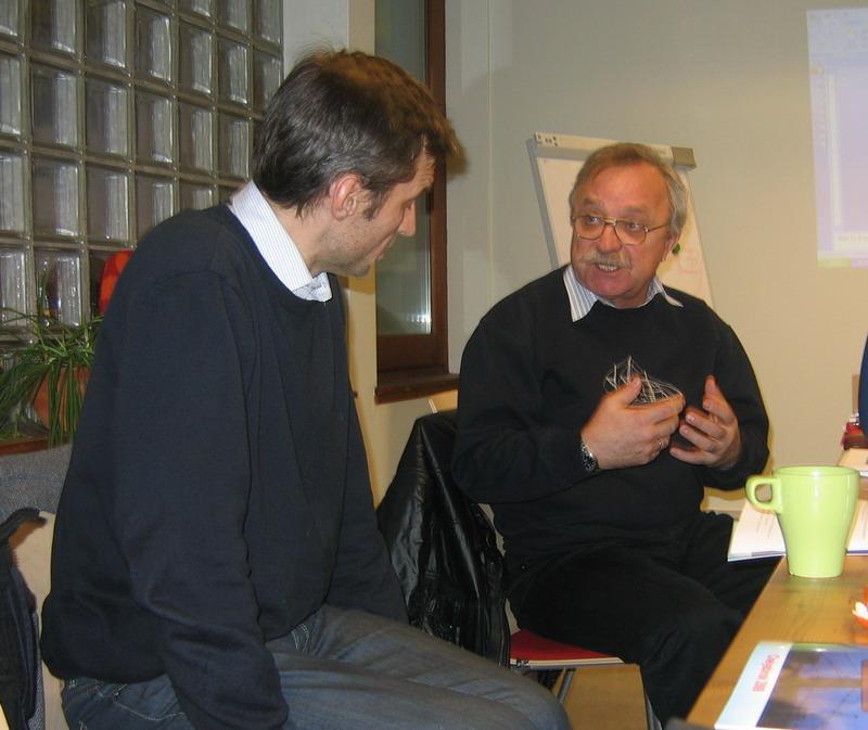 Дискуссия с экспертом норвежского госатомнадзора